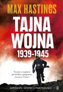 Tajna wojna 1939–1945 Max Hastings - ebook mobi, epub