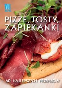 Pizze, tosty, zapiekanki  - ebook epub, mobi
