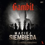Gambit Maciej Siembieda - audiobook mp3