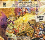 Kolor magii Terry Pratchett - audiobook mp3