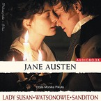 Lady Susan. Watsonowie. Sanditon Jane Austen - audiobook mp3