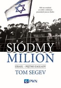 Siódmy milion Tom Segev - ebook epub, mobi