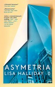 Asymetria Lisa Halliday - ebook mobi, epub