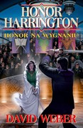 Honor Harrington: Honor na wygnaniu David Weber - ebook mobi, epub