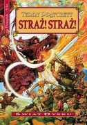 Straż! Straż! Terry Pratchett - ebook mobi, epub