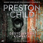 Obsydianowa komnata Lincoln Child - audiobook mp3