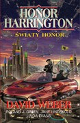 Honor Harrington: Światy Honor David Weber - ebook epub, mobi