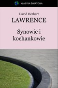 Synowie i kochankowie David Herbert Lawrence - ebook mobi, epub