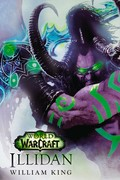 World of WarCraft: Illidan William King - ebook mobi, epub