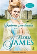 Szalone pocałunki Eloisa James - ebook mobi, epub