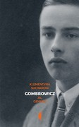 Gombrowicz. Tom 1 Klementyna Suchanow - ebook mobi, epub