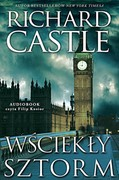 Wściekły sztorm Richard Castle - audiobook mp3