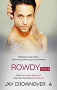 Rowdy. Tom 2 Jay Crownover - ebook mobi, epub