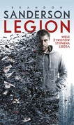 Legion Brandon Sanderson - ebook mobi, epub