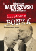 "Kryptonim ""Bonza"" Michał Komar - ebook epub, mobi"