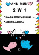 2 w 1  Ans Mun - ebook epub, mobi