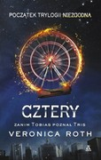Cztery Veronica Roth - ebook epub, mobi