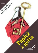 Papież z getta Gertrud von Le Fort - ebook pdf, mobi, epub
