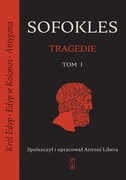 Tragedie. Tom 1  Sofokles - ebook epub, mobi