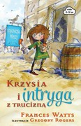 Krzysia i intryga z trucizną Frances Watts - ebook mobi, epub