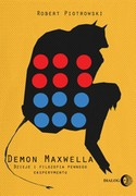 Demon Maxwella Robert Piotrowski - ebook mobi, epub