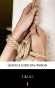 Giaur George Gordon Byron - ebook epub, mobi