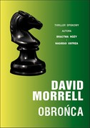 Obrońca David Morrell - ebook mobi, epub