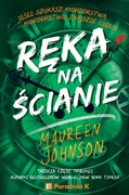 Ręka na ścianie Maureen Johnson - ebook epub, mobi