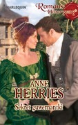 Sekret guwernantki Anne Herries - ebook epub, mobi