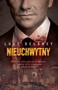 Nieuchwytny Luke Delaney - ebook mobi, epub