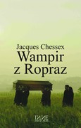 Wampir z Ropraz Jacques Chessex - ebook epub, mobi