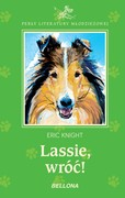 Lassie wróć! Eric Knight - ebook mobi, epub