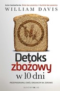 Detoks zbożowy w 10 dni William Davis - ebook mobi, epub