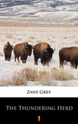 The Thundering Herd Pearl Zane Grey - ebook epub, mobi