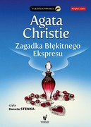 Zagadka Błękitnego Ekspresu Agatha Christie - audiobook mp3
