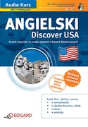 Angielski. Discover USA - audiobook mp3, pdf