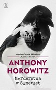 Morderstwa w Somerset Anthony Horowitz - ebook mobi, epub