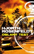 Oblany test Hans Rosenfeldt - ebook mobi, epub