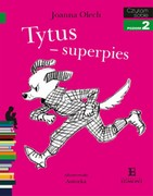 Tytus – superpies Joanna  Olech - ebook pdf