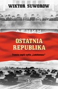 Ostatnia republika Wiktor Suworow - ebook mobi, epub