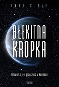 Błękitna kropka Carl Sagan - ebook epub, mobi