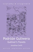 Podróże Guliwera. Gulliver's Travels Jonathan Swift - ebook epub, mobi