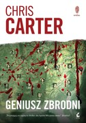 Geniusz zbrodni Chris Carter - ebook mobi, epub