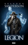 Legion Brandon Sanderson - ebook epub, mobi