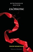 Zaćmienie Stephenie Meyer - ebook epub, mobi