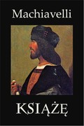 Książę Niccolò Machiavelli - ebook epub, mobi
