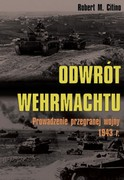 Odwrót Wehrmachtu Robert M. Citino - ebook epub, mobi