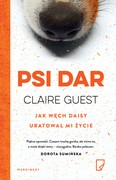 Psi dar Claire Guest - ebook mobi, epub