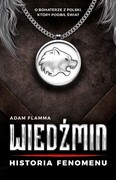 Wiedźmin: Historia fenomenu Adam Flamma - ebook epub, mobi