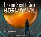 Ender na wygnaniu Orson Scott Card - audiobook mp3